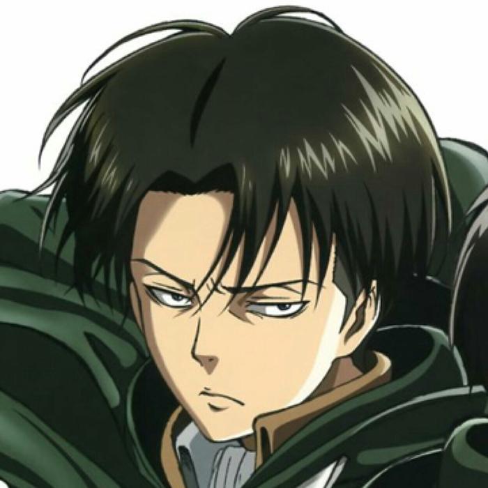 【画像】リヴァイ兵長の髪型にしたいんだけど、どうなってんのこれ?