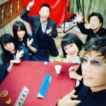 一流芸能人のGACKT様がインスタに菅井友香と長濱ねるとの自撮り画像を載せて下さったぞ!