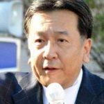 立民・枝野幸男「日本の総理大臣、小学6年生並みで情けない。うちの息子の方がまだまし」 ネット「安倍総理に選挙で完敗してる枝野」