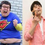 【ガリガリガリクソン】50キロ減量写真にネット衝撃!「芸名通りになってる!」「イケメンやん」
