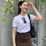 【悲報】新木優子ちゃんの私服がダサすぎるwwwwwwww【画像あり】
