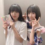 【画像】AKB48矢作萌夏、自分の顔だけ修正し、その影響であいみょんが「歪んだ顔」に