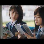 橋本環奈と浜辺美波が親友役で共演 ドコモ新CM「カンナとミナミ」篇で支え合う受験生演じる