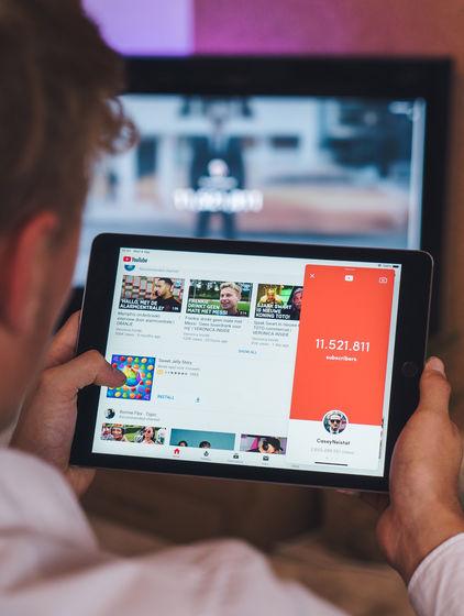 YouTubeの収益は「年間1兆6000億円超」とGoogle親会社が初めて公表