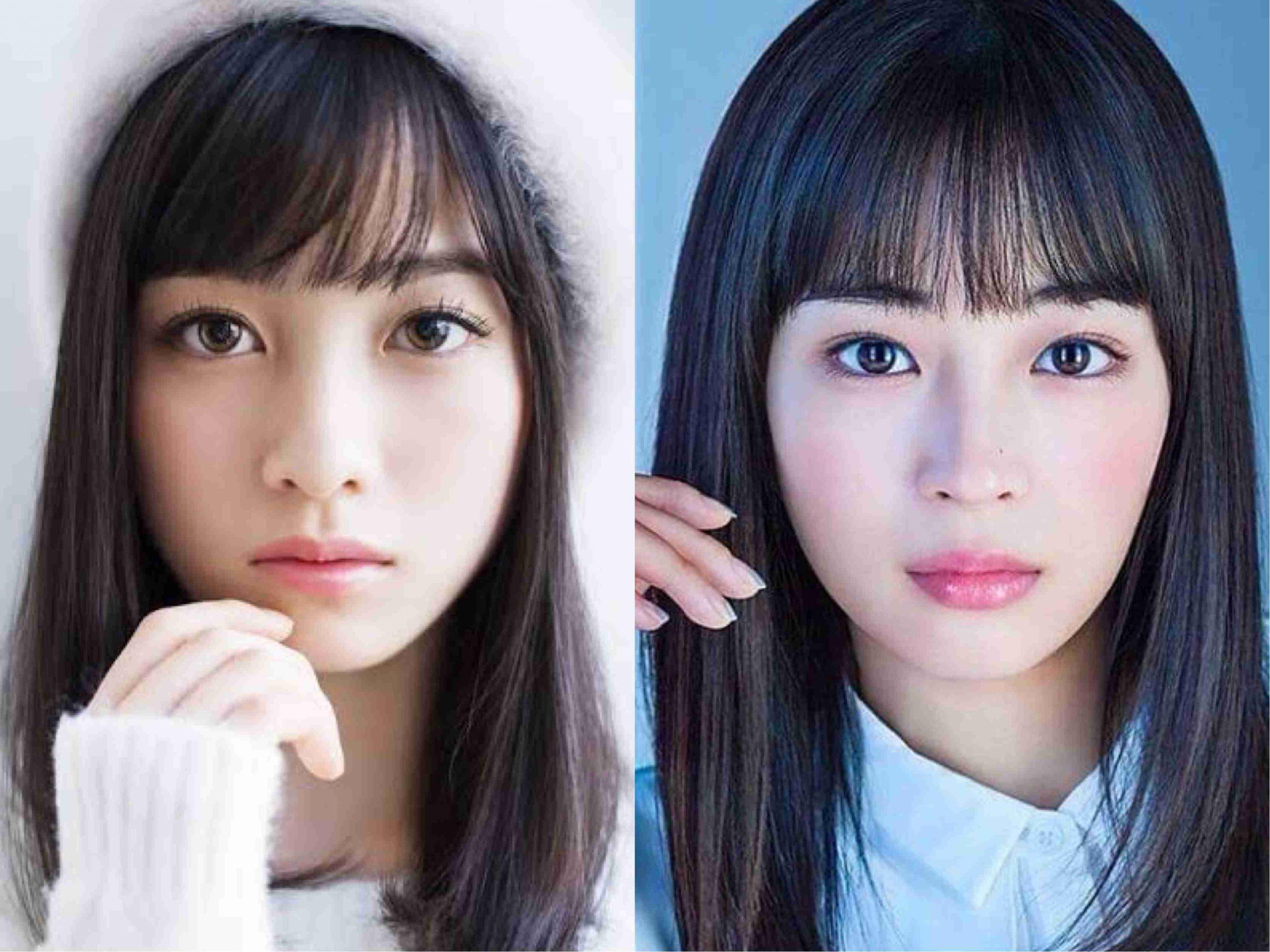 美しさ国宝級 日本一顔面が整っている25歳以下の女性芸能人ランキング