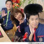 本田翼、岡村隆史を誘ったのは「本気でした」
