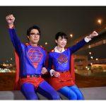 永野芽郁、堤真一とのスーパーマン風コスチューム姿に反響「可愛さ半端ない!」「助けられたい」