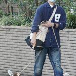 アンジャッシュ渡部建「愛犬3匹と孤独な散歩」反省の日々 芸能界復帰の予定は「白紙です」