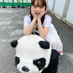 """宇垣美里 、""""パンダさん""""と2ショット公開「すげー破壊力」「かわいいの共演」と話題に"""