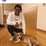 IMALU、明石家さんま&愛犬の自宅オフショット公開「さんまさん凄く楽しそう」「さんまさんに興味ないとは」