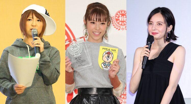若槻千夏、矢口真里、ベッキー「シン・ママタレ枠」争奪戦が始まった
