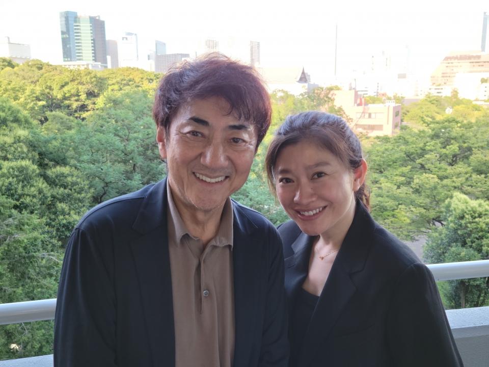 市村正親と篠原涼子が離婚