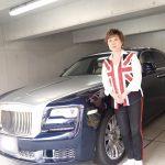 小林幸子 愛車ロールス・ロイス公開 その価格に本人びっくり「そんなにするの?」